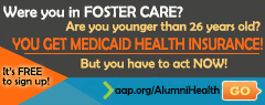 Alumni of Foster Care - Health Care